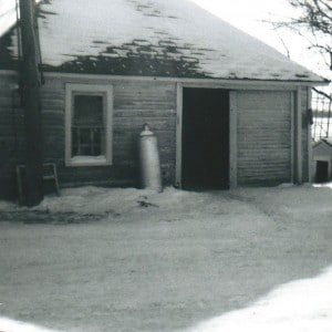 Old Lang Milk Shed 1965