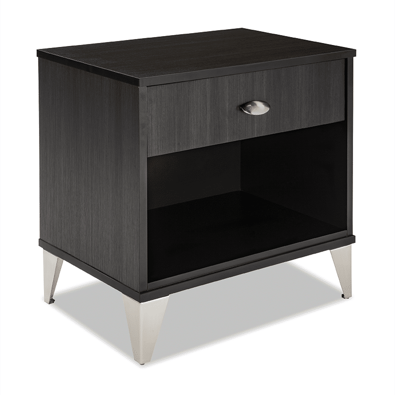 lang bold contemporary hotel furniture Nightstand