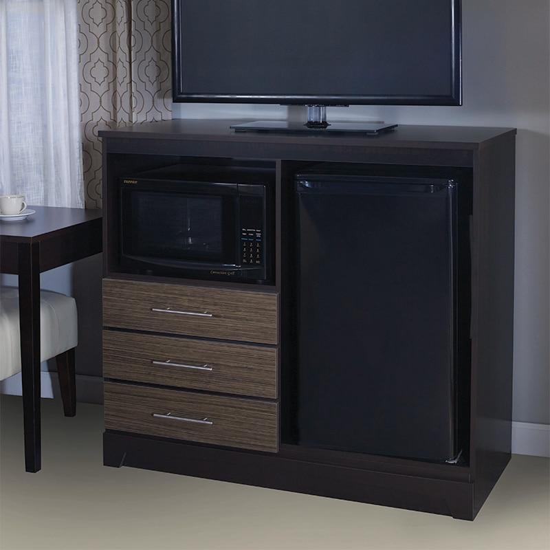 lang classic hotel furniture Micro Fridge Unit