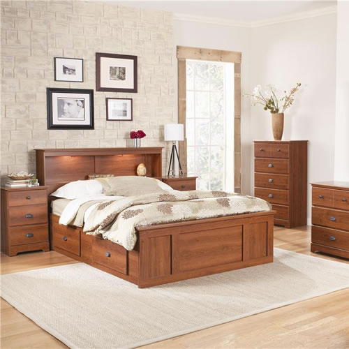 Bayfields Traditions Cherry Bedroom Furniture