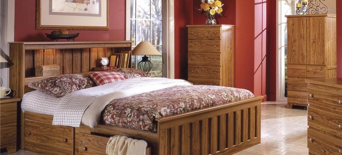 Lang Furniture Shaker Hickory