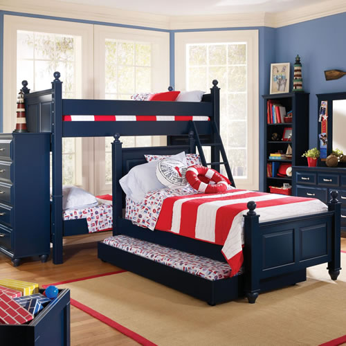 Madison Indigo Bedroom Furniture