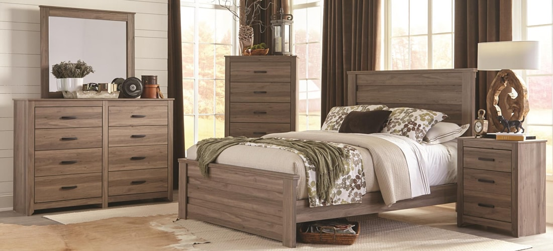 Sophisticated Rustic Bedroom Furniture Lang Furniture Weston
