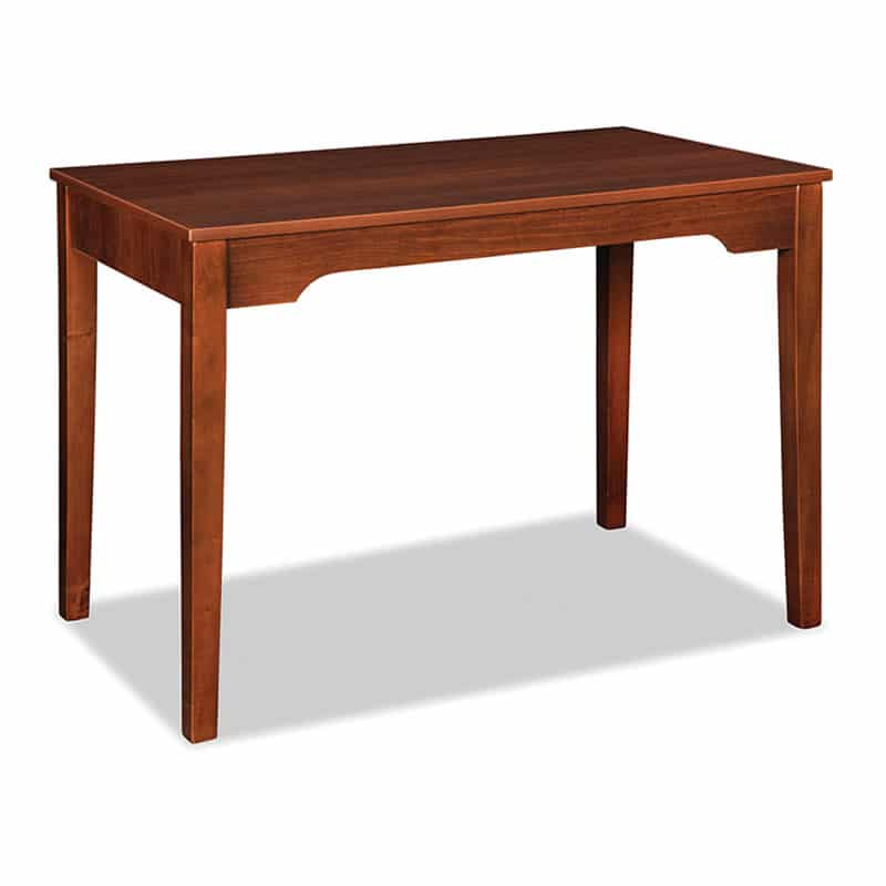lang simple chic hotel furniture Desk - Traditions Cherry