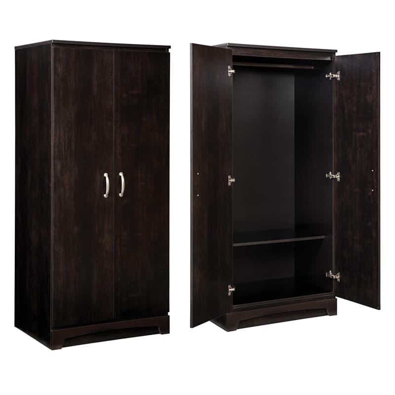 NODA 2 Door Wardrobe