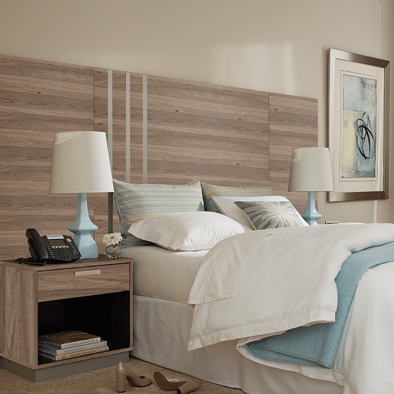 lang transitional hotel furniture Marine Salt Oak