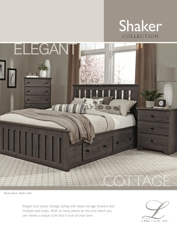 Shaker Collection Brochure