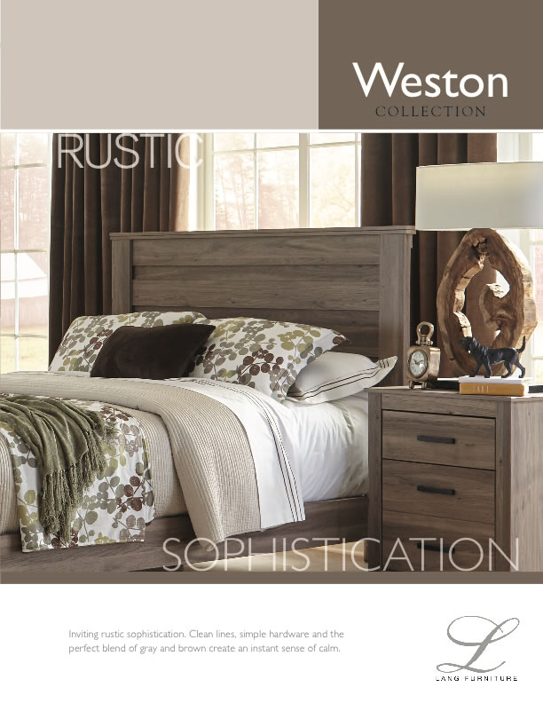 Weston Collection Brochure