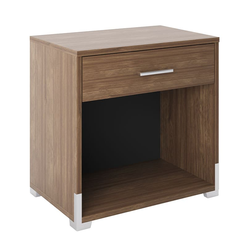 Edison Collection Night Stand - Walnut